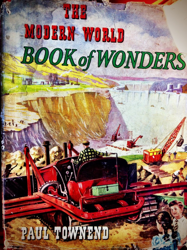 The Modern World Book of Wonders by Paul Townsend. Oh the irony.