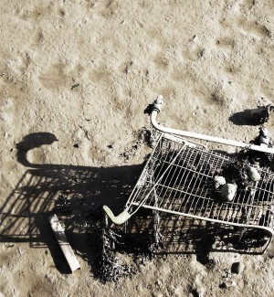 Ancient trolley burial ground